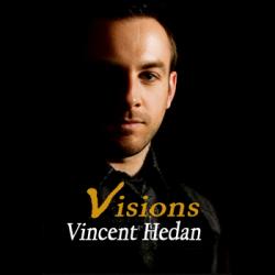LIVRE VISION VINCENT HEDAN