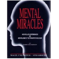 LIVRE MENTAL MIRACLES