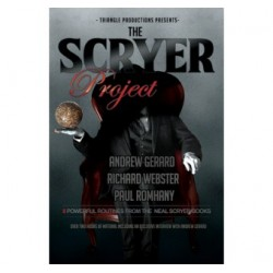 THE SCRYER PROJECT 2 DVD