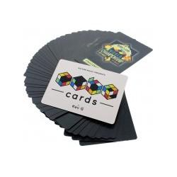 RUBIK S CUBE CARD
