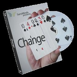 CHANGE by SANS MINDS
