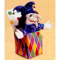 marionette jack in the box puppet