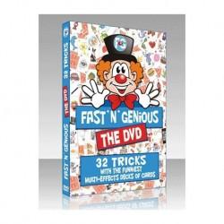 DVD FAST N GENIOUS