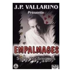 LES EMPALMAGES JP VALLARINO DVD