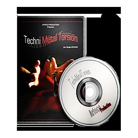 TECHNI METAL TORSION SERGE ARKHAN