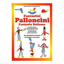 LIVRE PALLONCINI - INITIATION SCULPTURE BALLONS