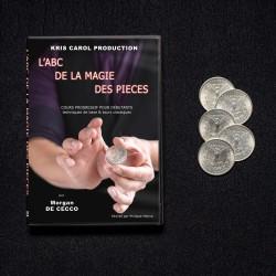 L'ABC de la magie des Pièces
