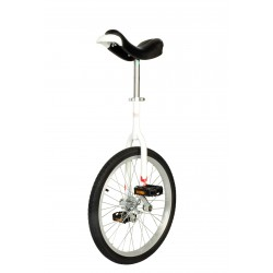 MONOCYCLE ONLY ONE 18 POUCES BLANC