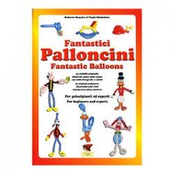 LIVRE PALLONCINI - INITIATION SCULPTURE BALLONS