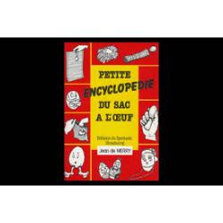 PETITE ENCYCLOPEDIE DU SAC A L'OEUF Jean de MERRY