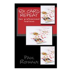 SIX CARD REPEAT Paul ROMHANY
