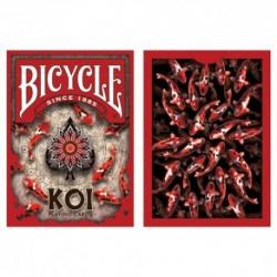 JEU BICYCLE KOI