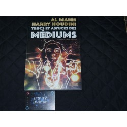 LIVRE TRUCS ET ASTUCES DES MEDIUMS Al Mann Harry Houdini