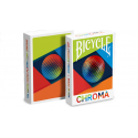 Jeu Bicycle CHROMA