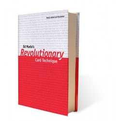 livre Revolutionary card technique Marlo