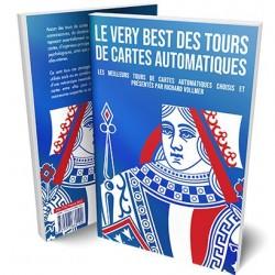 livre very best des tours de cartes automatiques