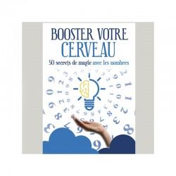 livre Booster votre cerveau