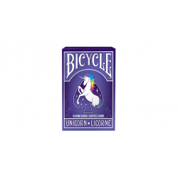 BICYCLE jeu de cartes UNICORN LICORNE