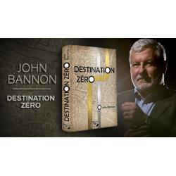 Livre DESTINATION ZERO John Bannon