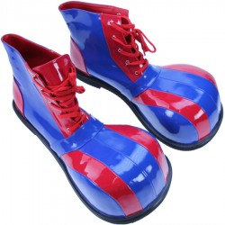 CHAUSSURES AUGUSTE GRANDE TAILLE bleu