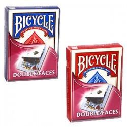 JEU BICYCLE DOUBLE BLANC