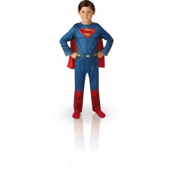 DEGUISEMENT SUPERMAN garçon 5-6 ans