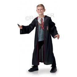 Harry Potter robe+baguette+lunettes