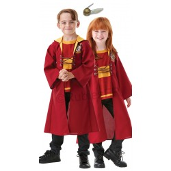 Harry Potter Quidditch top&cape