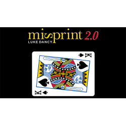 MISPRINT 2.0 Luke Dancy