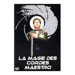 LA MAGIE DES CORDES MAESTRO Henri Mayol DVD
