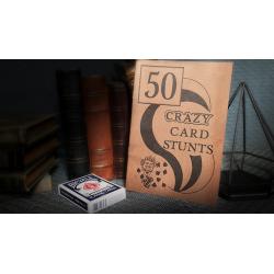 livre 50 Crazy Card Stunts by U.F. Grant