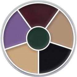 SUPRACOLOR CREAM COLOR CIRCLE 6 couleurs