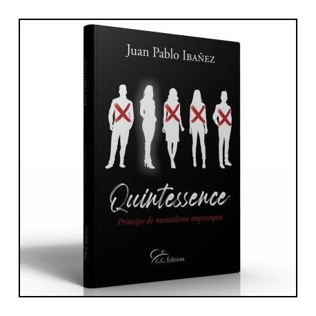 Livre Quintessence de Juan Pablo Ibanez