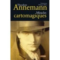 Livre MIRACLES CARTOMAGIQUES Théodore Annemann