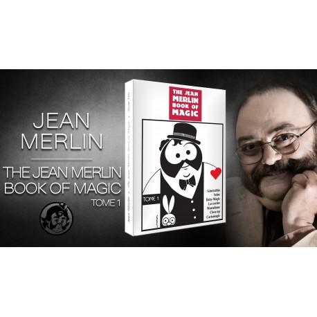 Livre The Jean Merlin Book of magic vol.1