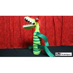 Marionnette DRAGON ventriloque