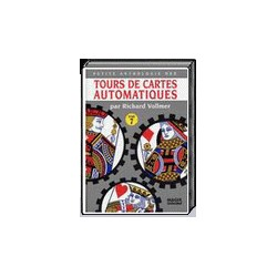 LIVRE PETITE ANTHOLOGIE DES TOURS DE CARTES V.7 VOLLMER