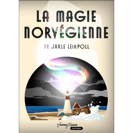 LIVRE LA MAGIE NORVEGIENNE Jarle Leirpoll