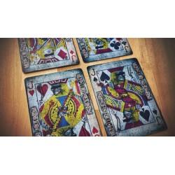 jeu de cartes KARNIVAL DEAD EYES