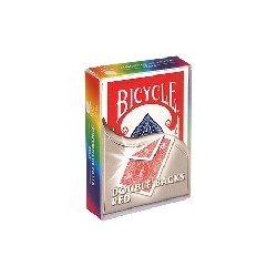 E BICYCLE DOUBLE TAROT ROUGE