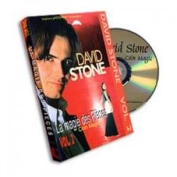 DVD STONE LA MAGIE DES PIECES 2