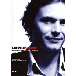 DVD STONE THE REAL SECRETS OF MAGIC vol : 1