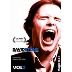 DVD STONE THE REAL SECRETS OF MAGIC vol : 2