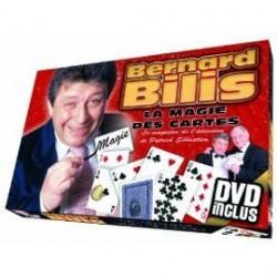 COFFRET MAGIE DES CARTES B. BILIS
