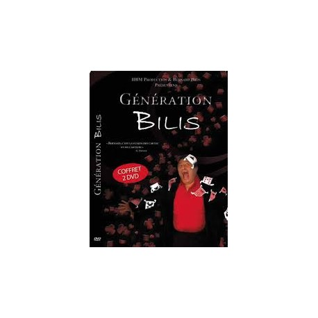 DVD BILIS GENERATION BILIS