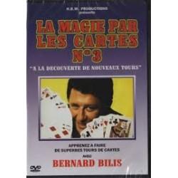 DVD BILIS MAGIE PAR LES CARTES N°3
