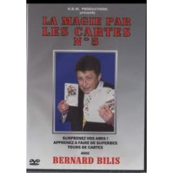 DVD BILIS N° 5 MAGIE PAR LES CARTES