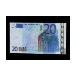 BILLET 20 EUROS FLASH (SACHET DE 5)