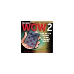 WOW 2. 0 (face up version and dvd) by masuda