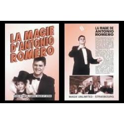 LA MAGIE d'ANTONIO ROMERO